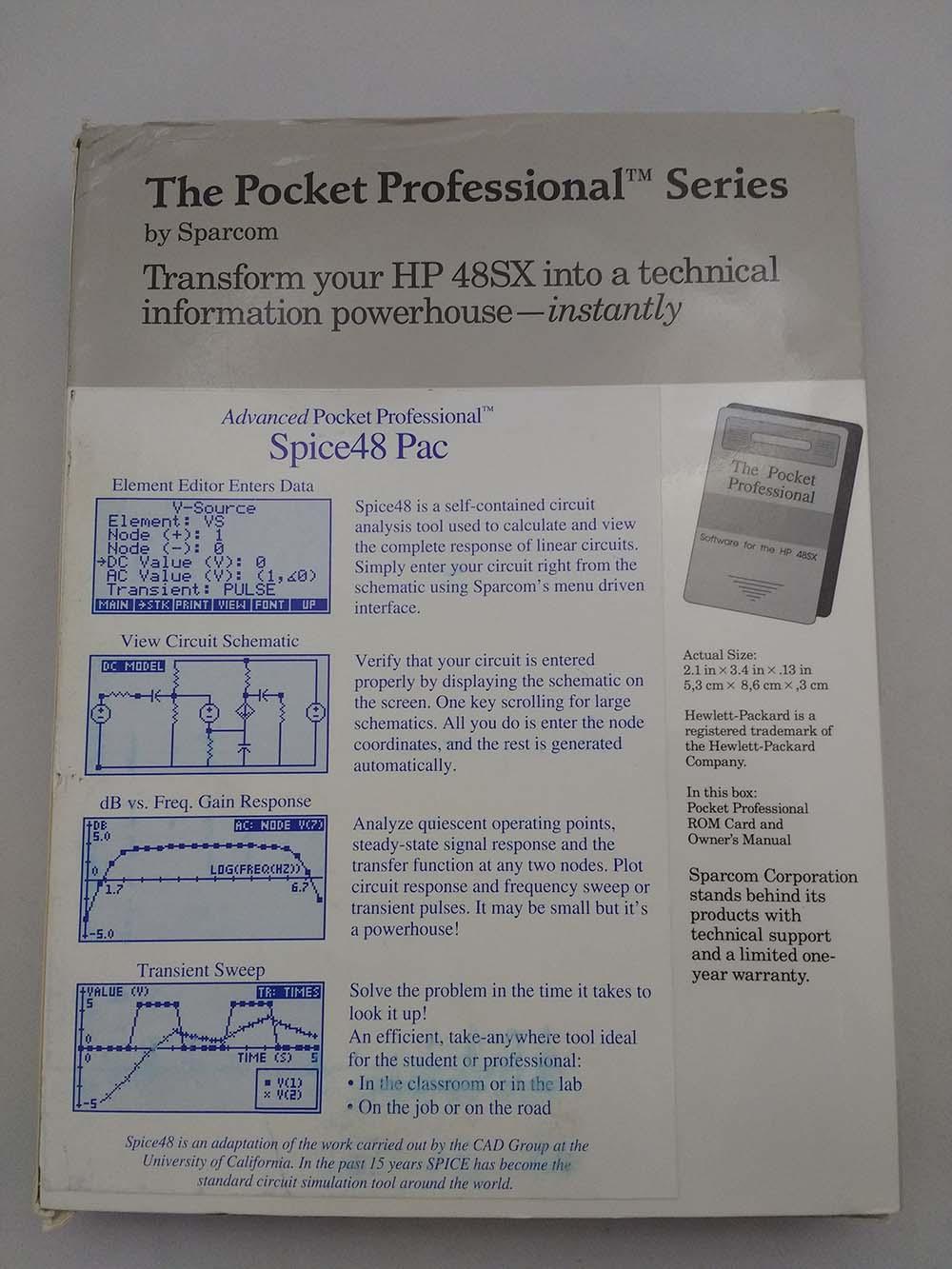 Hp48sx manual