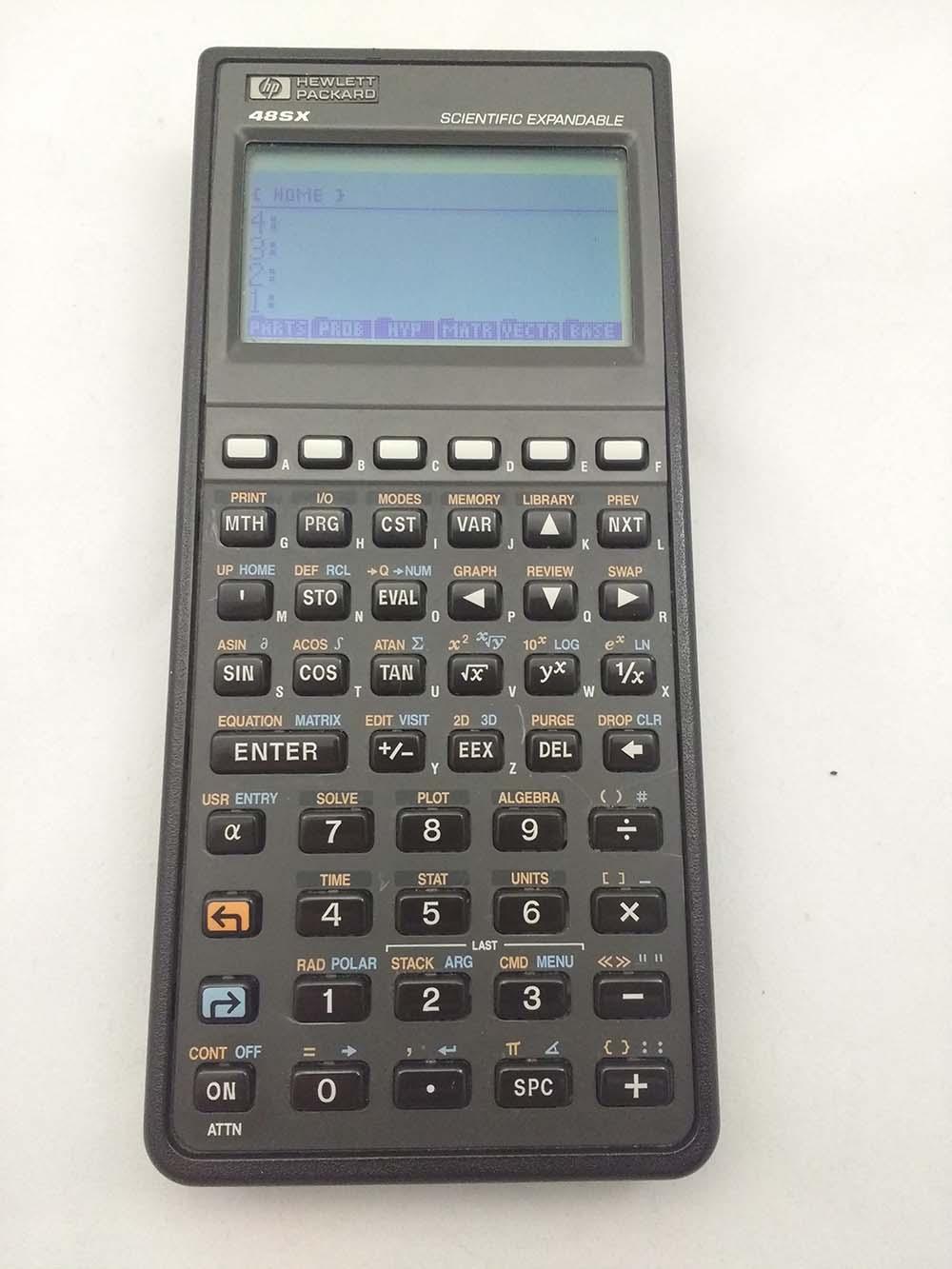 hp calculator 48sx n 317 default rh casio880 com HP 48SX Programming HP 48SX Programming