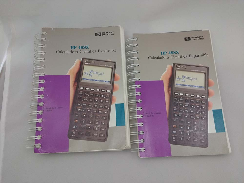 Manual for sparcom general chemistry application pac for hp 48sx.