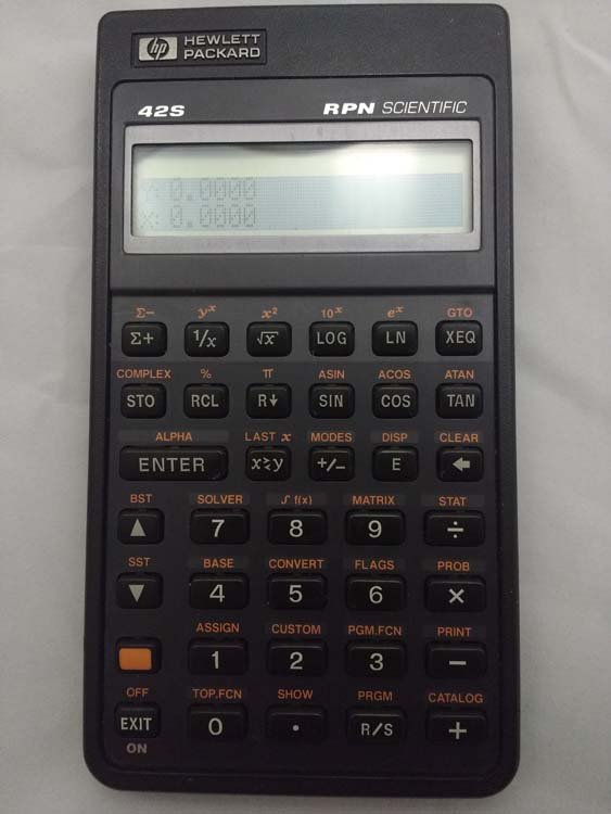 calculator hp 32sii rpn with the manual and case 397 rh casio880 com hp 32sii user manual pdf hp 32sii 2 manual