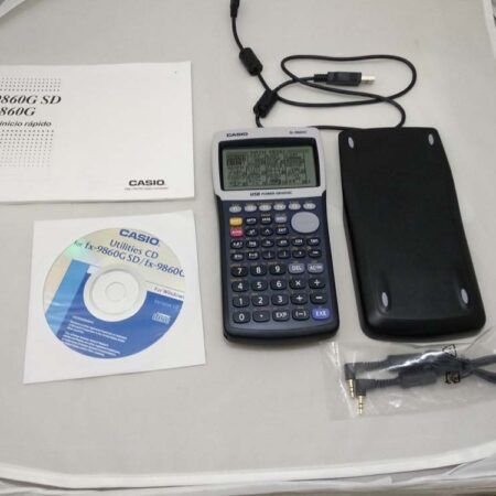 SB-62 Cable for Casio Graphing Calculators